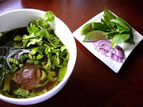 oxtail soup, sorta hawaiian-style.