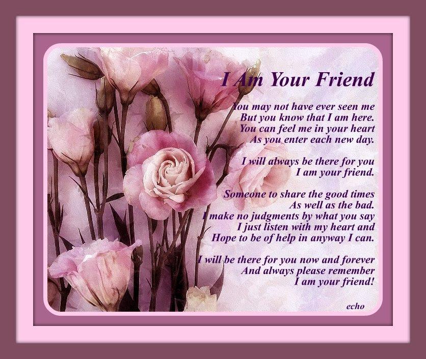 Tags Friendship Echo Flower Garden