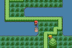 Pokemon Fire Red: Backwards Edition ROM Hack Download