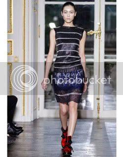 Paris Fashion Week: Balenciaga Spring 2011