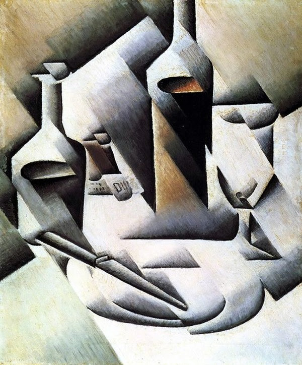 Excellent Examples Of Cubism Art Works (37)