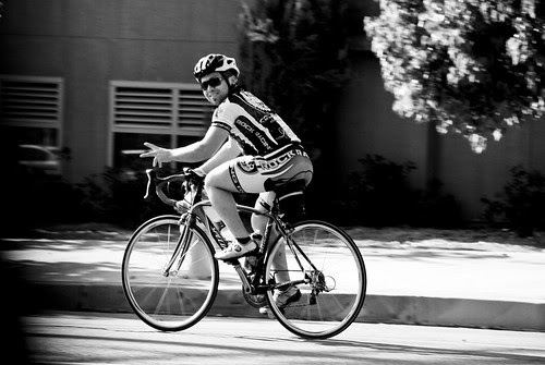 one happy rider