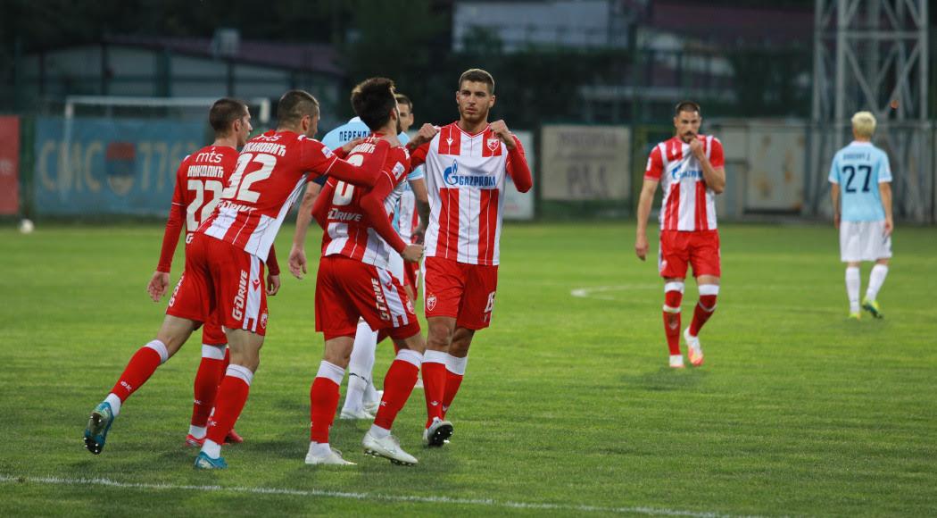 Six Red Star Belgrade players test positive