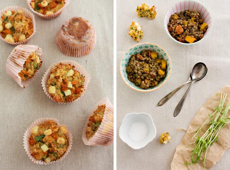 Lentil-Soup-and-Squash-Muffins