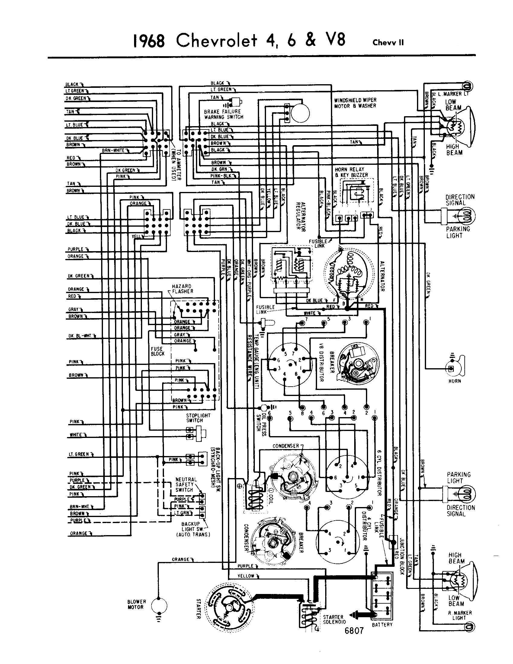 Chevelle Engine Diagram - Wiring Diagram