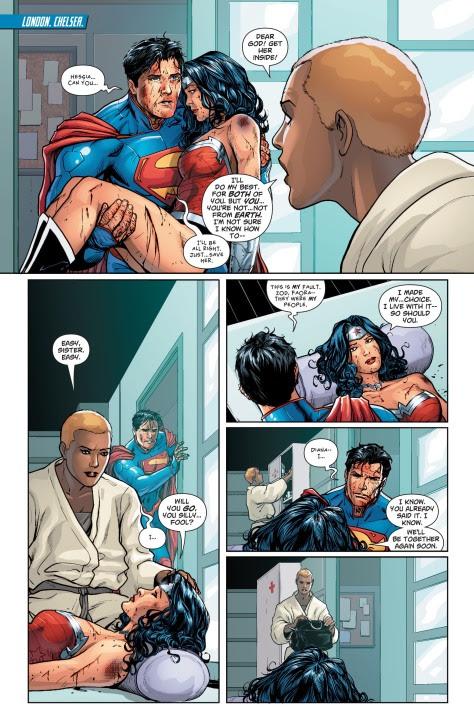 Superman-Wonder Woman (2013-) 007-009