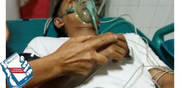 Aksi Brutal Seorang Siswa SMA di Sampang Aniaya Guru Hingga Kritis