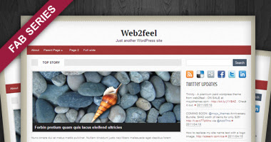 Karma Free WP Theme
