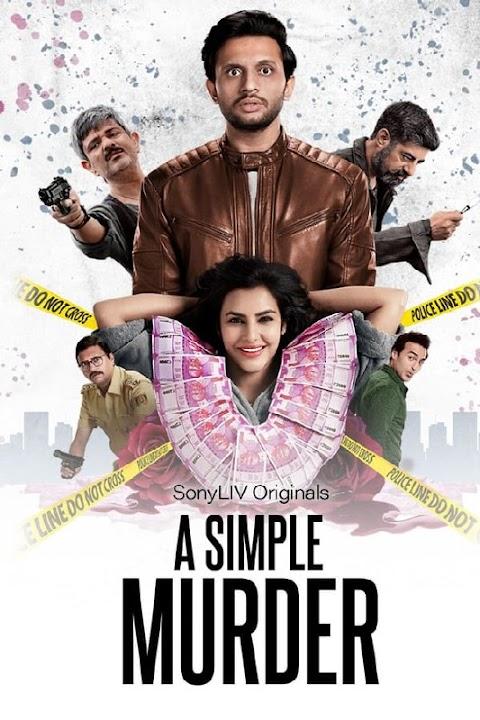 A Simple Murder Season 01 (2020) 480p 720p WebRip Hindi   SonyLiv Series