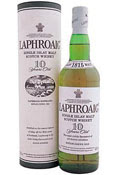 Laphroaig 10 Years Old Single Islay Malt