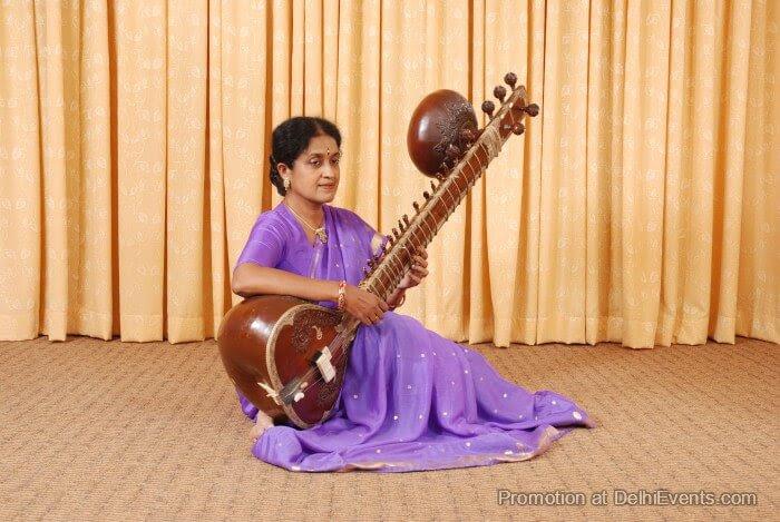 Sitarist Dr Nirmala Kumari Rodrigo
