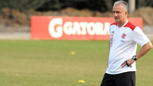 Dorival Junior, Flamengo (Foto: Alexandre Vidal / Fla Imagem)