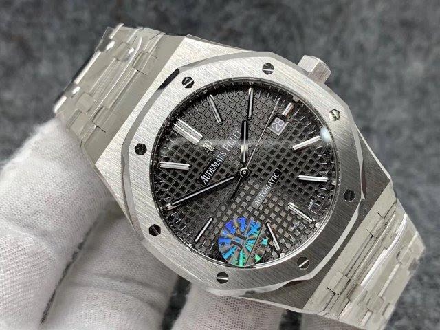 Replica Audemars Piguet Royal Oak 15400 Grey