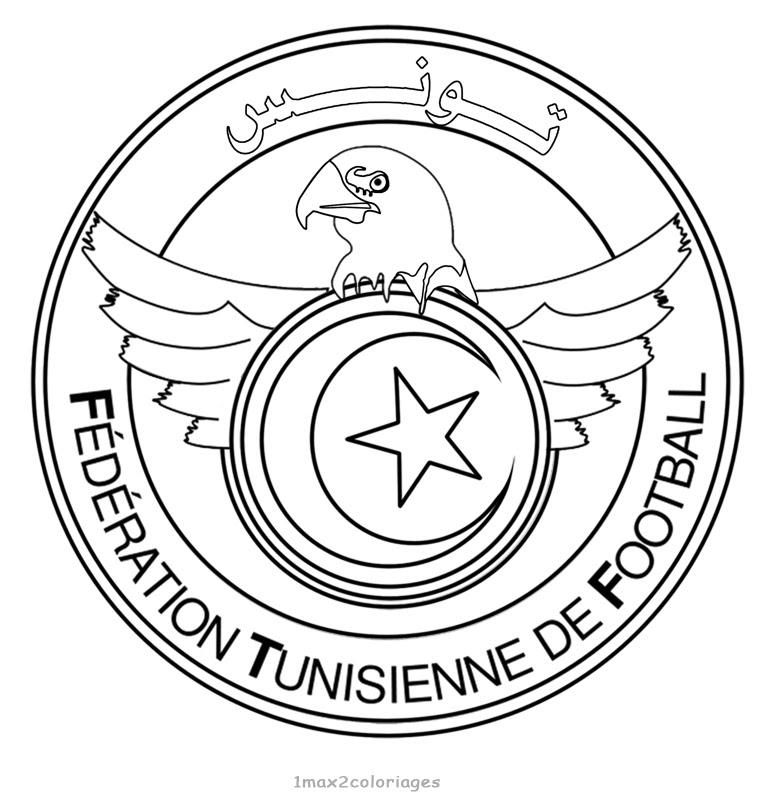 Coloriage Des Logos Des Equipes De Football Du Mondial 2018 En