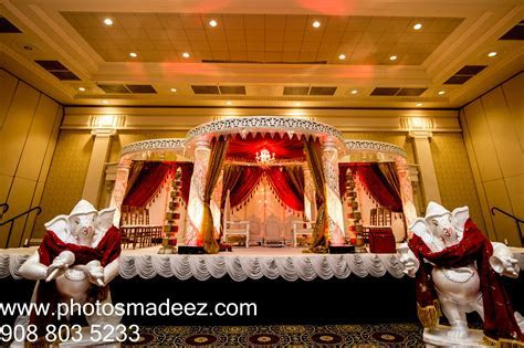 Wedding Decor Mandap for Ceremony for Indian Wedding