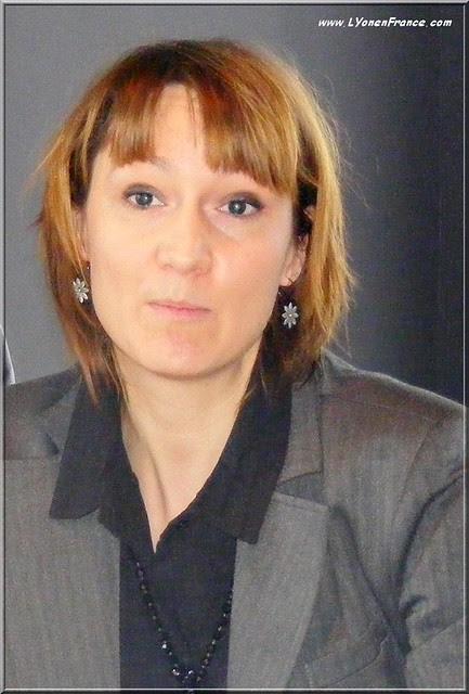 GL Events, Aurélie Prost