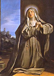 ST.MARGARET of Cortona