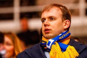 Сергей Курченко  поблагодарил игроков и болельщиков Металлиста за высокую самоотдачу