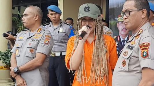 Bebas dari Penjara Joget-Joget, Lucinta Luna : Aku Wanita Perkasa