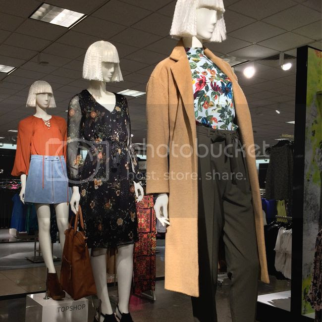 Topshop Fall 2015 Fashion Trends