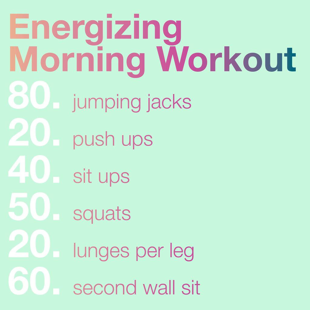 12 Weight Loss Morning Workouts To Burn Maximum Calories ...