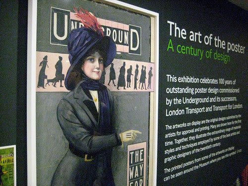 The Art of the Poster - London Transport Museum