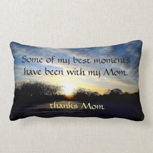 Mom quote throw pillow mojo_throwpillow