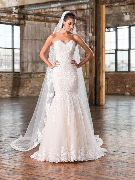 14 best images about Justin Alexander Wedding Gowns on