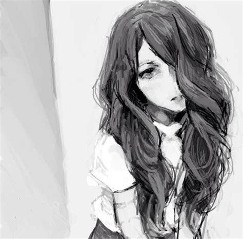 images  anime girl curly hair  pinterest