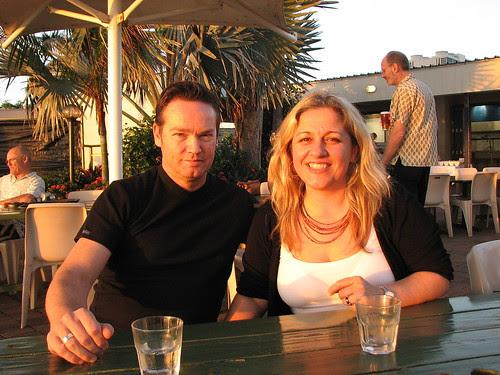 Phil and Cecilia