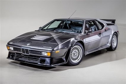 1979 BMW M1 Coupe