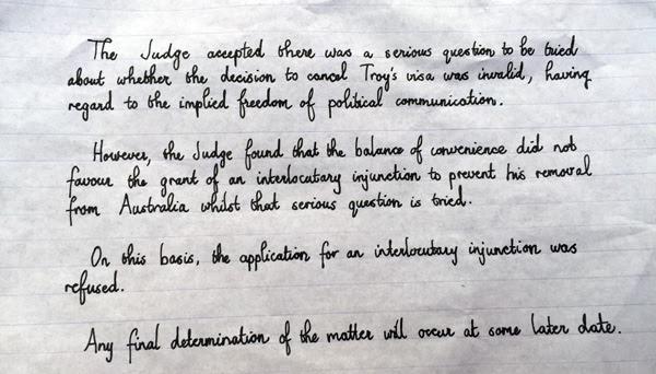 ARTL Statement to Media-2
