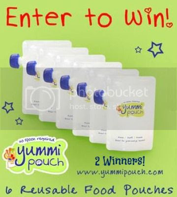 yummi pouch giveaway