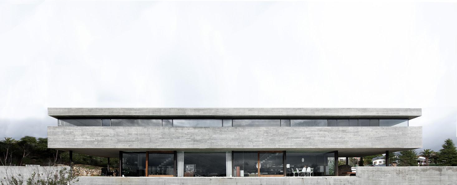 Vivienda en Los Peñascales, ICA Arquitectura