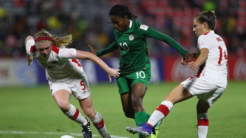 Photos : Nigeria Defeat Canada 3-1 In FIFA U-20 Women's World Cup