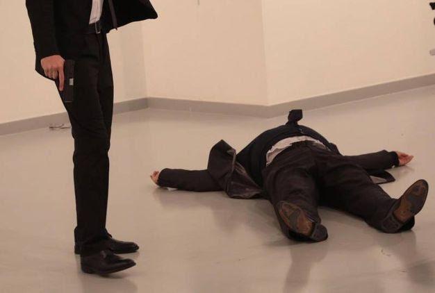 Risultati immagini per ambasciatore russo ad Ankara