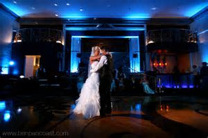 A wedding reception at The Allure   Laporte IN