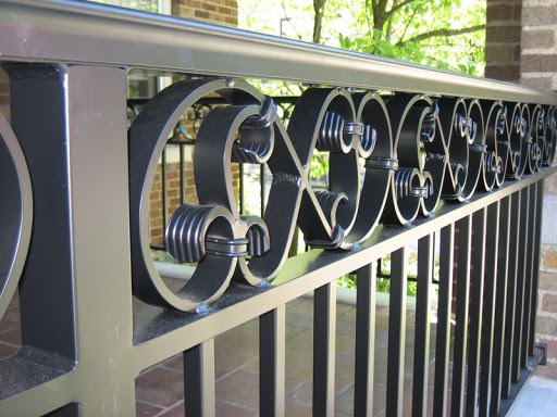 Aluminum Railings Old Dutchmans Wrought Iron Inc
