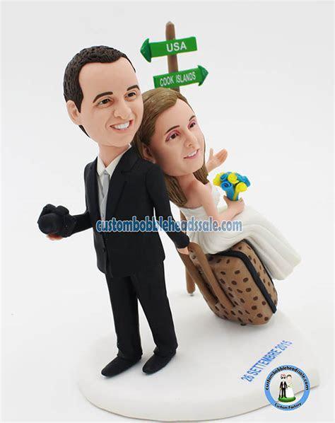 Custom Wedding Bobblehead From Photo Cheap