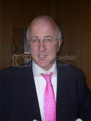 Denis MacShane MP: read his statement on the crisis