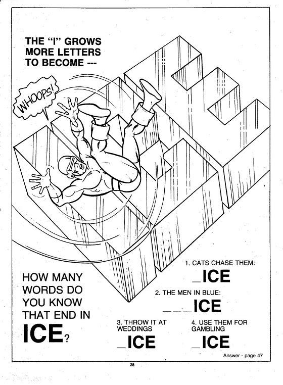 X-Men Super Activity Book00029