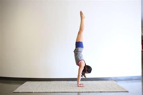 work     handstand  fabletics blog