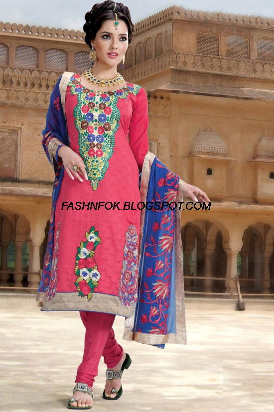 Bridal-Wedding-Party-Waer-Salwar-Kameez-Design-Indian-Pakistani-Latest-Fashionable-Dress-