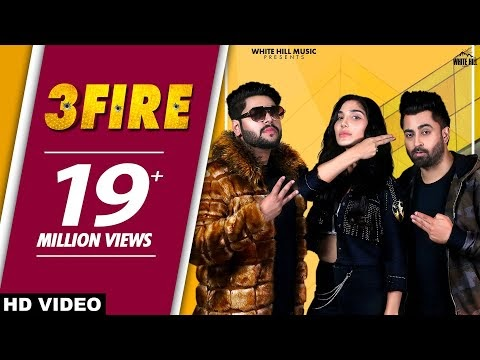 3 Fire Punjabi Video Song