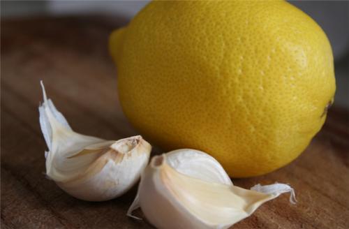 σκόρδο-λεμόνι