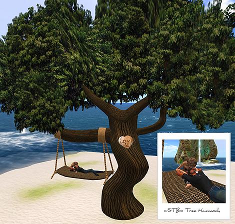 Tree Hammock - Lite
