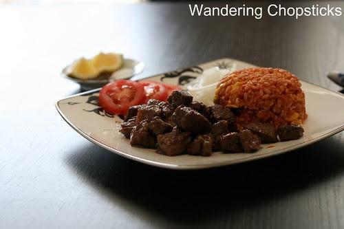 Bo Luc Lac (Vietnamese Shaking Beef) 2