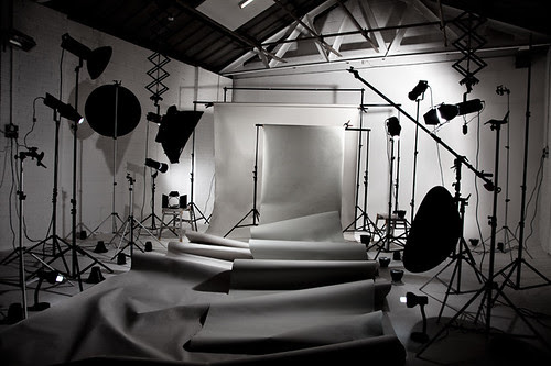 Garage Studios Lighting Equipment