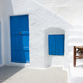 Santorini by David C. Schultz (westlight) on 500px.com