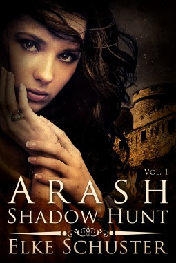 Arash (Shadow Hunt, #1)
